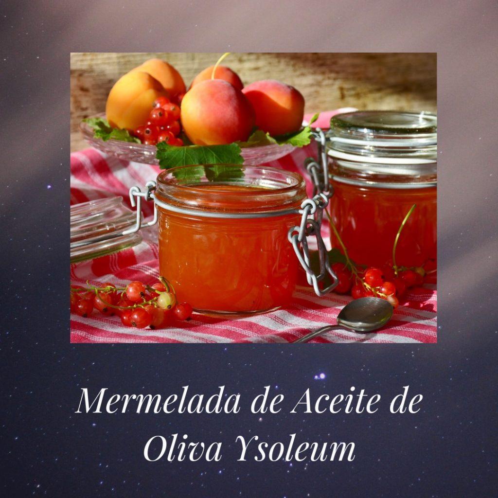 mermelada de AOVE Ysoleum